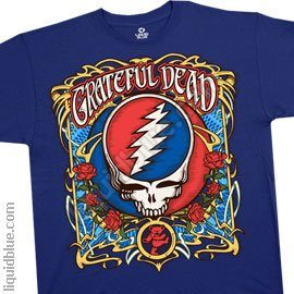 724a3008b37 Grateful Dead Amusement Park Tie Dye T Shirt – Have to Have It Co