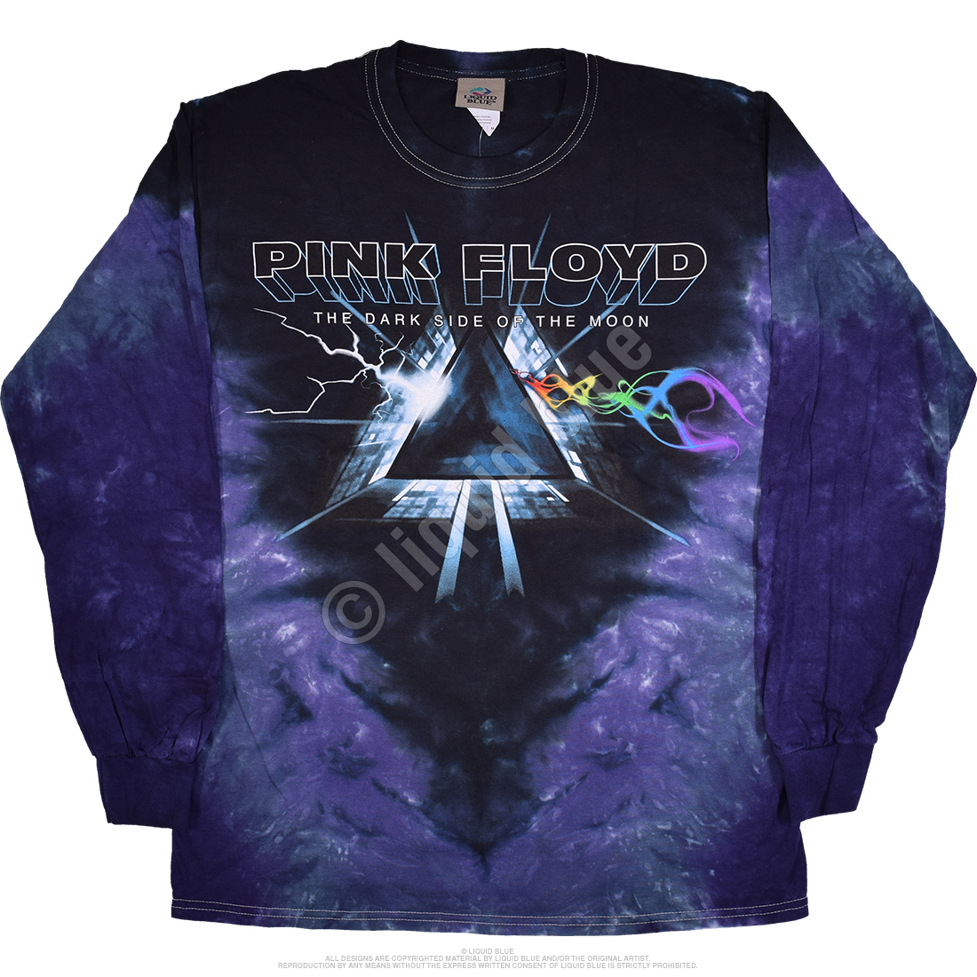 New PINK FLOYD Dark Side Brand T Shirt